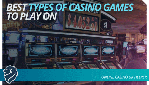 best-types-of-casino-games-to-play-on