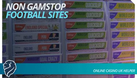 Non Gamstop Football Sites