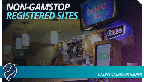 Non Gamstop Registered Sites