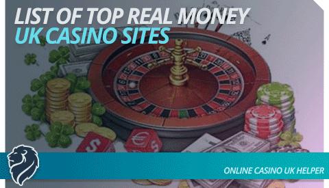 list-of-top-real-money-uk-casino-sites