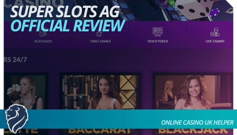 super slots ag review featured image