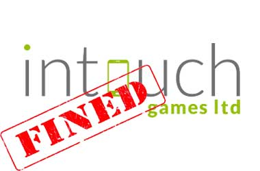Intouch Games Fined by UKGC