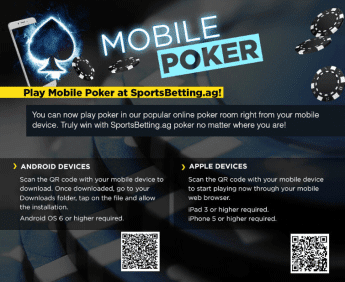 Sports betting poker mobile what happened to guy talk on bet